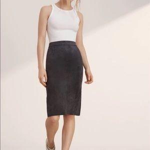 Ariztia Wilfred Free Lis Vegan Skirt